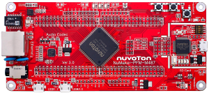 Nuvoton Launches High Performance NuMicro® M480 Series Arm
